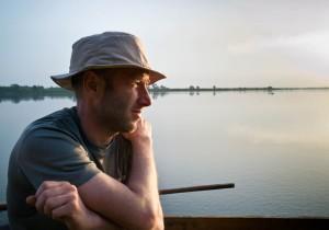 Sébastien Mathieu, moniteur spéléo-canyon,...